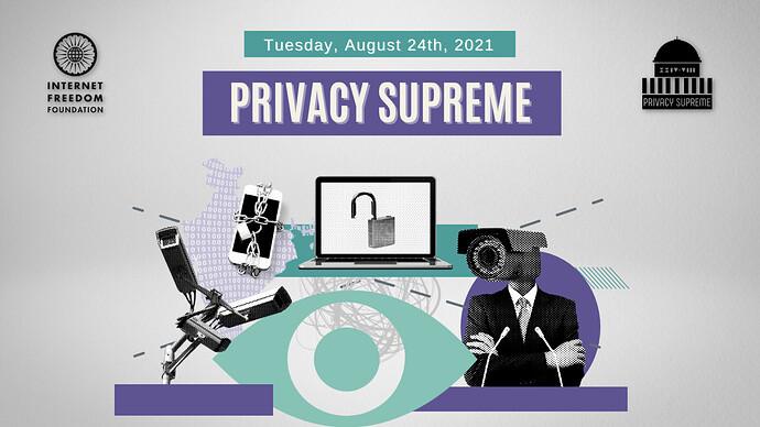 Twitter Privacy Supreme