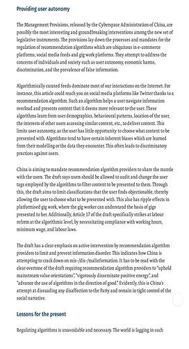 Hindu China algorithms - 1